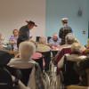 Spectacle » Théâtre de revue » participatif