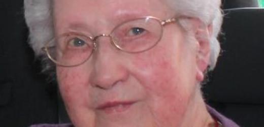 Francise Favre fête ses 101 ans